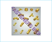 Brass Swagelock Type Tube Fittings